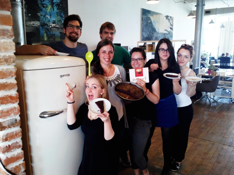 Vítame nášho nového člena – RETRO chladničku Gorenje!