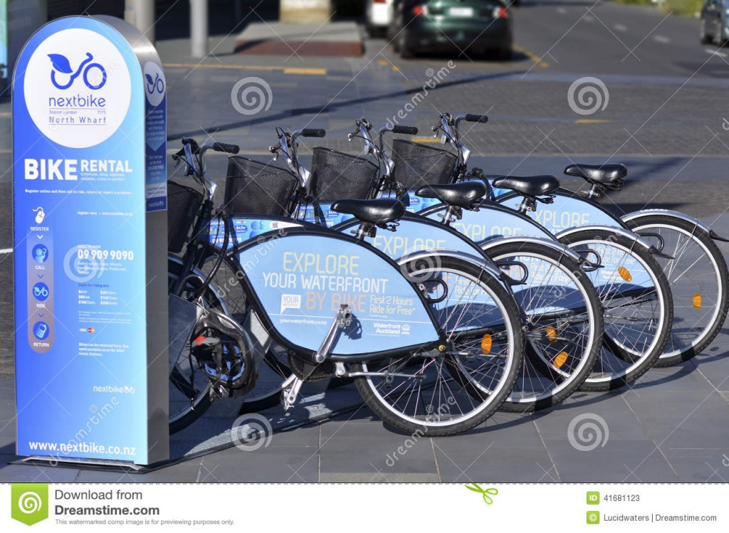 auckland bike rental