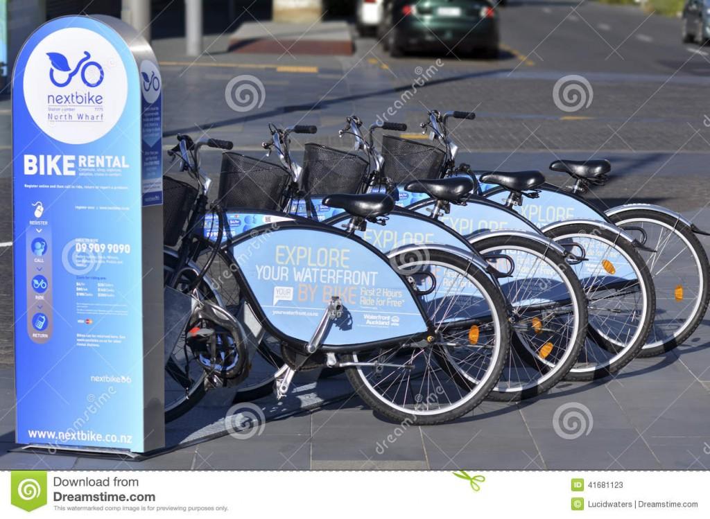 auckland bike rental