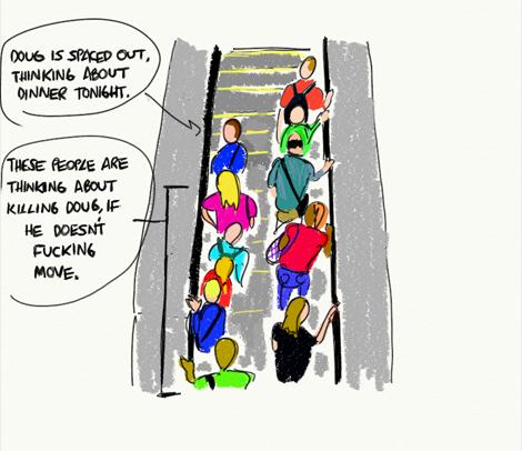 eskalator 3