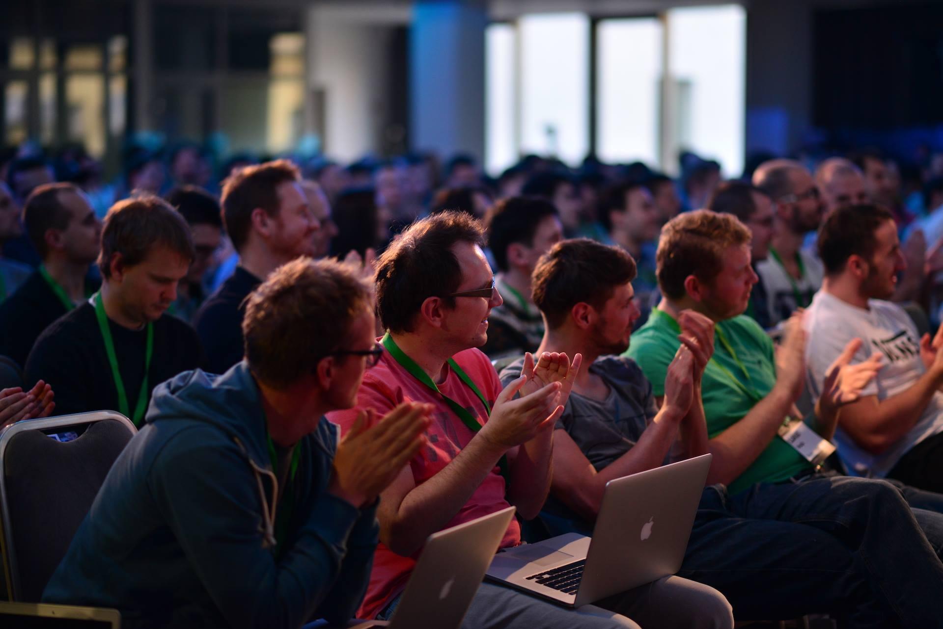Bratislava pritiahla stovky svetových vývojárov na konferencii Reactive