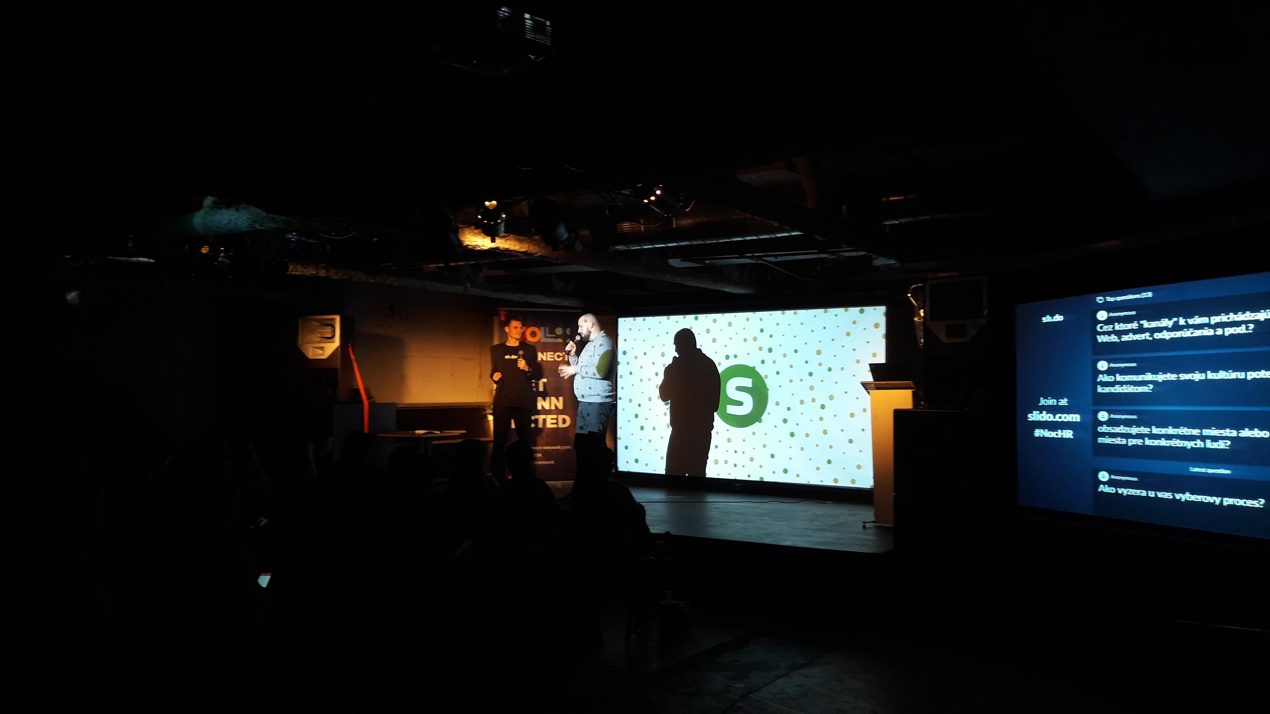 Prezentácie z Noc HR marketingu