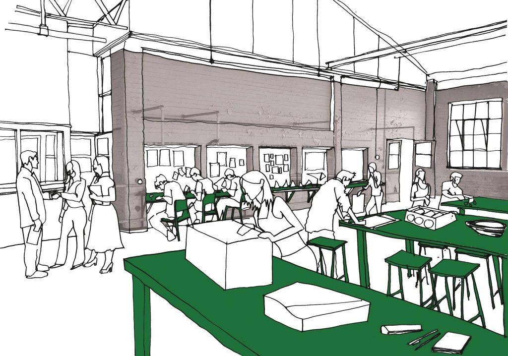 Ako fungujú Maker spaces v Birminghame
