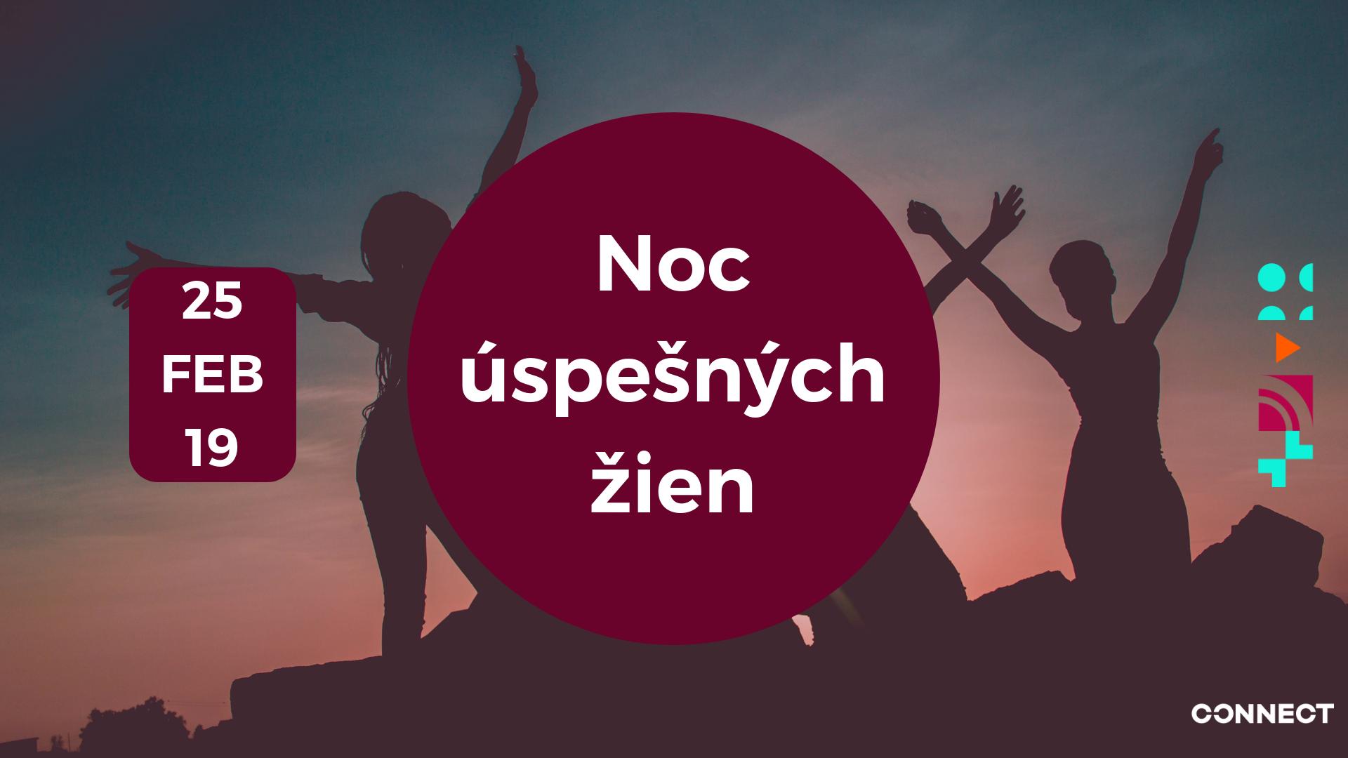 NOC úspešných žien / 25.2.2019
