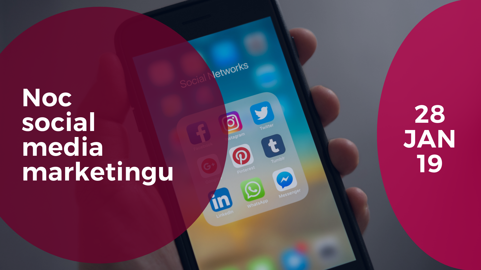NOC social media marketingu / 28.01.2019