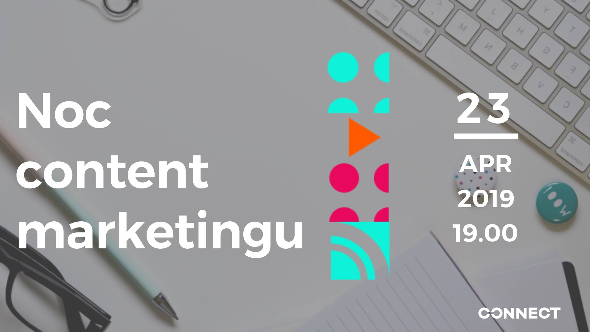 NOC content marketingu/ 23.4.2019