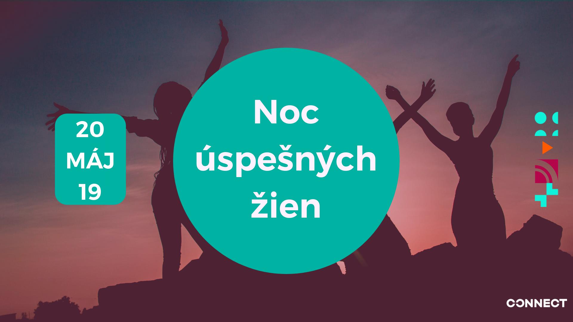 NOC úspešných žien / 20.5.2019