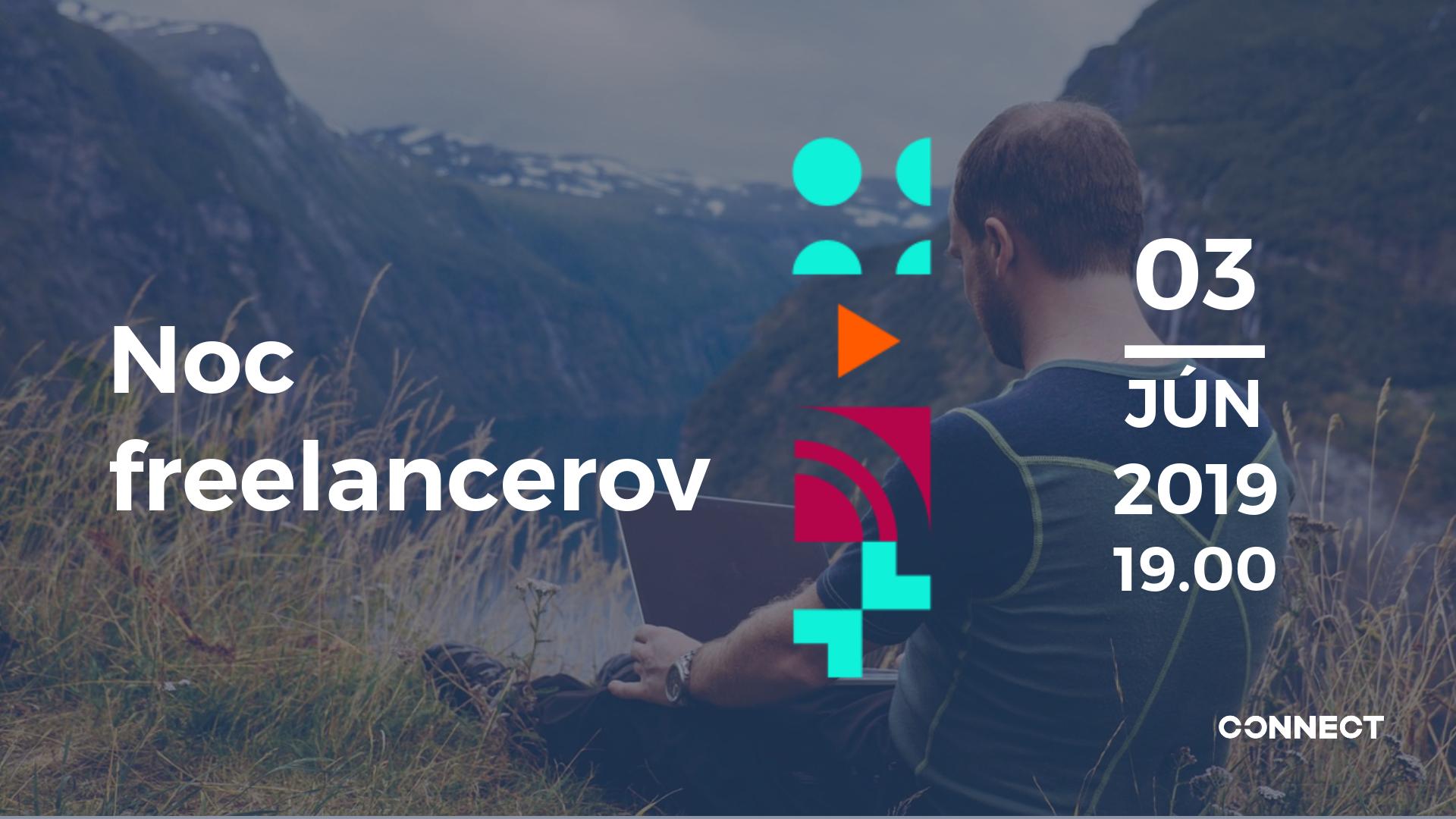 NOC freelancerov / 3.6.2019