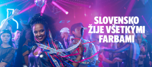 Slovensko žije všetkými farbami