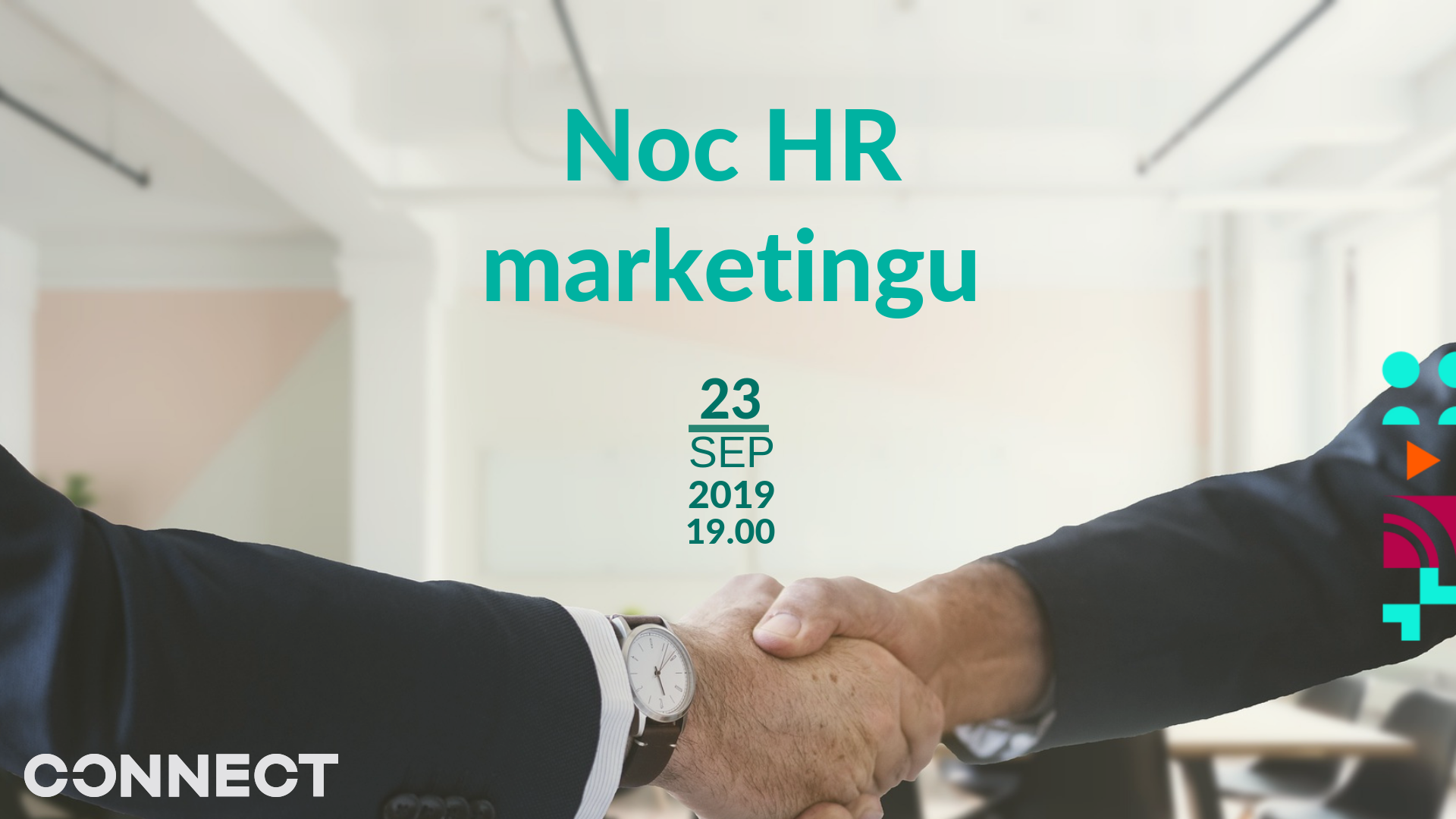 Noc HR marketingu / 23.9.2019